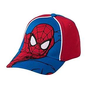 Spider-Man Little Boys Toddler Baseball Hat Cap