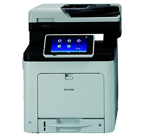 Ricoh SP C360SNw multifunction colour laser printer (A4, 3-in-1,Printer,...