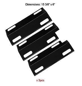 Set de 3Ducane afinidad 3400cartucho 4400porcelana placa de calor de acero, calor Shield de repuesto