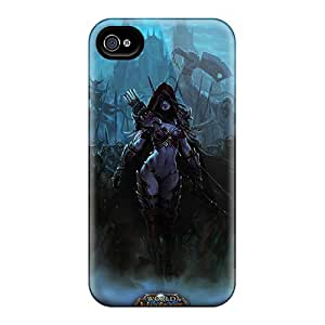 Shockproof Hard Phone Cases For Iphone 6plus (Mof20214HRxb) Support Personal Customs Lifelike World Of Warcraft Series
