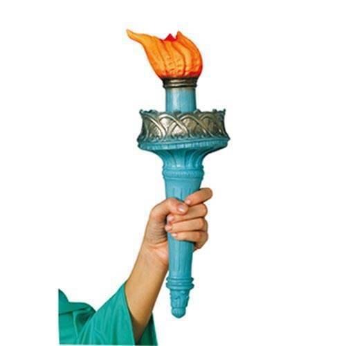 - Lady Liberty Latex Torch