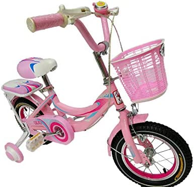 Kids Bike Children Bicycle 12 Inch Suitable For 2 5 Years