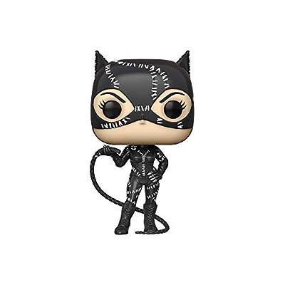 Funko Pop! Heroes: Batman Returns- Catwoman: Toys & Games