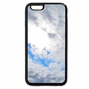 iPhone 6S / iPhone 6 Case (Black) sky full of clouds