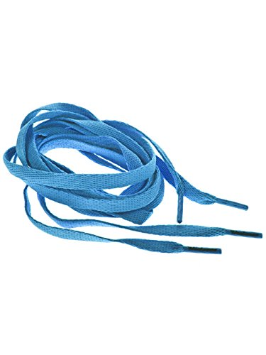 Tubelaces Flat Schnürsenkel 120 cm Azul