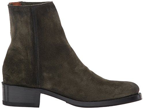 Suede Soft Bootie Zip Demi FRYE Women's Boot Forest Oiled qv8aY