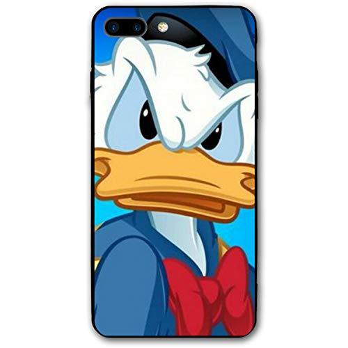 48 Donald Duck - SWDFFG iPhone 7 Plus iPhone 8 Plus Case- Stylish Donald Duck PC Slim Shockproof Flexible Back Protective Case for iPhone 7 Plus/iPhone 8 Plus