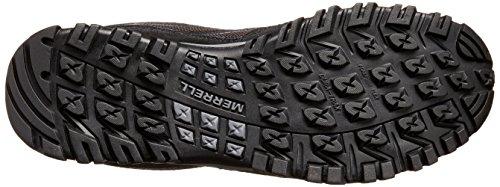 Merrell Phoenix Bluff Mediados de zapatos de trekking impermeables Black