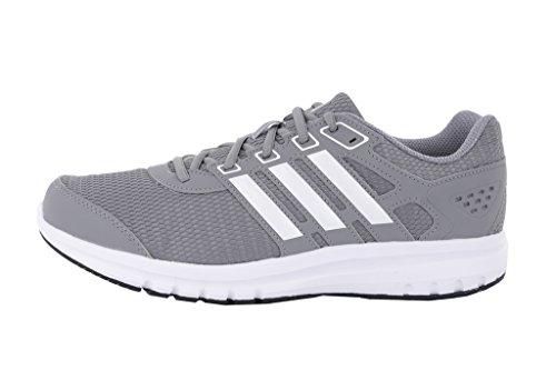 Adidas Duramo Lite M - Ba8102 - Colore Bianco-nero-grigio - Dimensione: 7.5