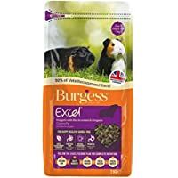 Burgess Excel- Guinea Pig Food with Blackcurrant and Oregano 2kg