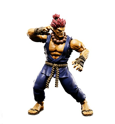 TAMASHII NATIONS Bandai S.H. Figuarts Akuma Street Fighter Action Figure