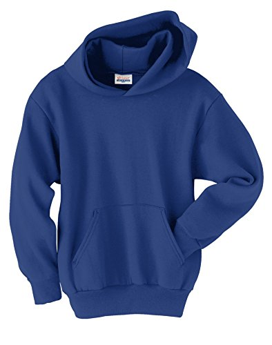 Hanes Youth EcoSmart Pullover Hood