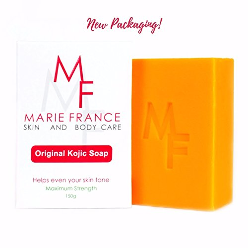 Marie France Professional Strength Kojic Soap 150g by Marie France Skin and Body Care (Image #7)
