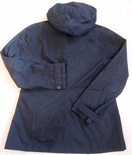 Face Carli Marine Bleu Pour Taille The Imperméable Veste Femme 44 North wIxUffq45