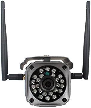 Aparatos Panorama Intercomunicador De Voz Sistema De Cámara De Seguridad En Casa Ip Cámara Oculta Ip Inalámbrico , 720P Hd 1 Millón De Píxeles Gray Cámara ...