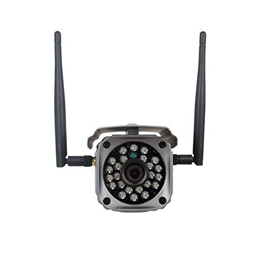 Ip Wi-Fi-System Der Überwachungskamera Überwachungskamera Sicherheit Hd-Kamera , Fernsteuerung / 1.3 Million Di Pixel / Unterstützung Für Smartphones Mit Apple Und Android Drahtlose Versteckte Ip-Kamera White