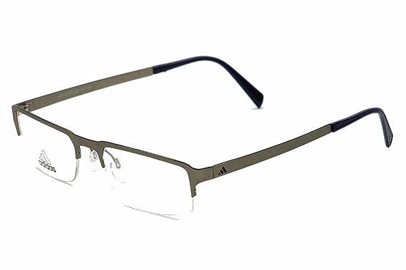 Eyeglasses Adidas Lazair Nylor Performance Steel AF27 6051 at Amazon ...