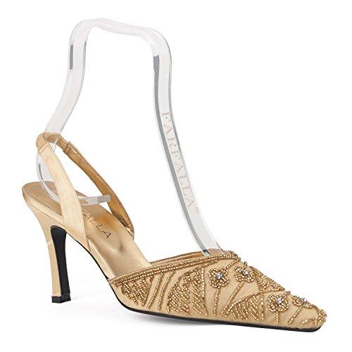 Cinturino Oro Caviglia Con Donna oro Alla Scarpe Farfalla 8ETq1wO