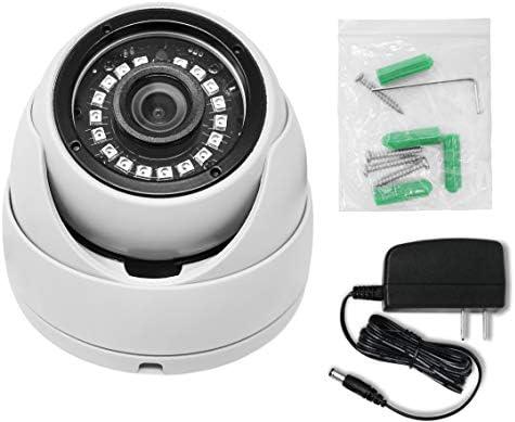 Raynon 1080P HD 4-in-1 TVI CVI AHD 960H IP65 Security Camera