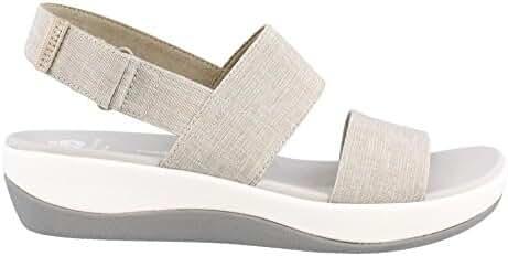 Clarks Women's Arla Jacory Wedge Sandal