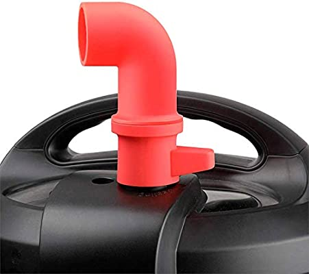 Cabinets Savior for Most Models Pressure Cooker Black Fire-Breathing Dragon Original Steam Release Accessory,Steam Release Diverter for Instant Pot Pressure Cooker Steam Diverter Tool