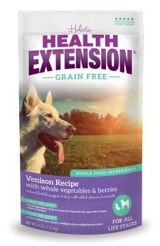 Health Extension Grain Free Venison Recipe, 23.5-pounds