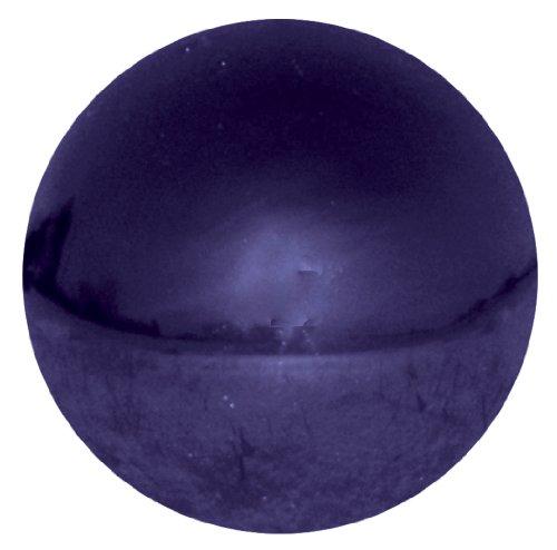 Very Cool Stuff PRP04 Gazing Globe Mirror Ball, Purple, 4-Inch ()