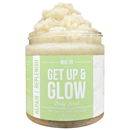 Get Up & Glow Body Scrub by Mojo Spa