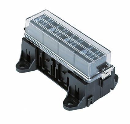 amazon com hella h84988001 4 way mini relay box kit automotive rh amazon com universal fuse and relay block universal fuse and relay block