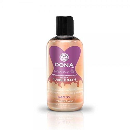 DONA Bubble Bath Sassy Aroma - Tropical Tease - 8 Oz. by DONA