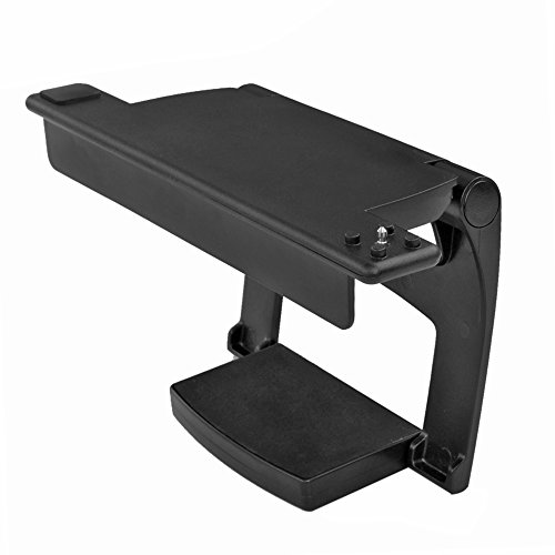 TNP PS4 Camera Mount - 180 Degree Swivel Adjustable TV Monitor Mounting Clip Mount Stand Holder Bracket for Sony PlayStation 4 PS4 Camera Sensor [Playstation 4]