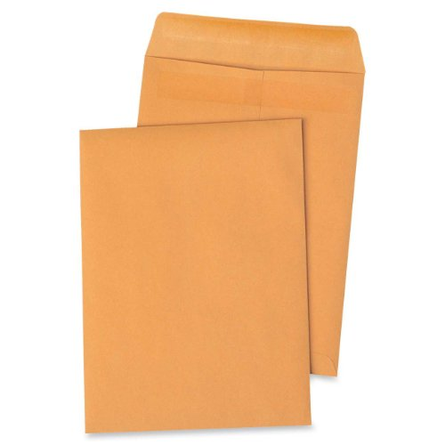 Sparco - Self-Seal Catalog Envelopes,Plain,28 lb.,9