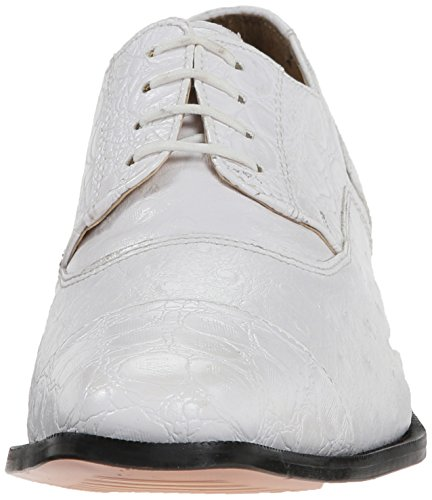 Giorgio Brutini Mens Hearst Oxford White