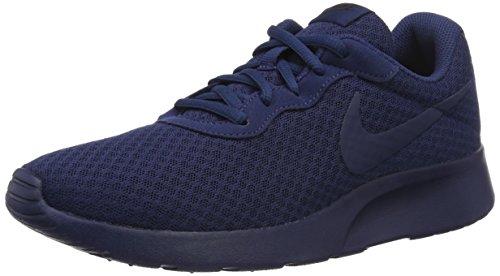 Nike Men's Tanjun Midnight Navy/Midnight Navy Running Shoe 9.5 Men US
