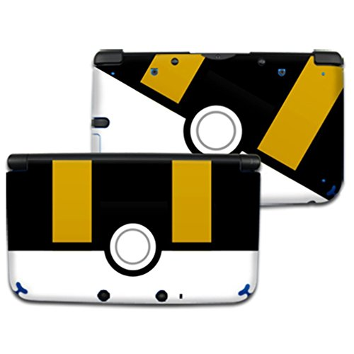 POKEMON ULTRA POKEBALL Nintendo 3DS XL Cover Skin Decal Sticker Vinyl Matte Finish (For Old Version Prior 2015) (Difference Between Ultra Sun And Ultra Moon)