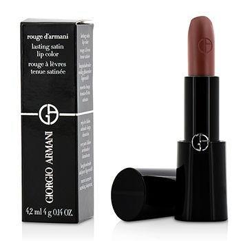 Giorgio Armani Rouge D'armani Lasting Satin Lip Color, No. 404 Flamboyant, 0.14 Ounce Armani Beauty Rouge