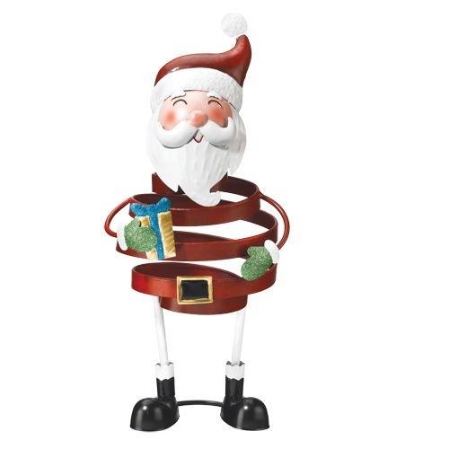 Regal Art & Gift Jiggle Decor, Santa (Santa Regal)
