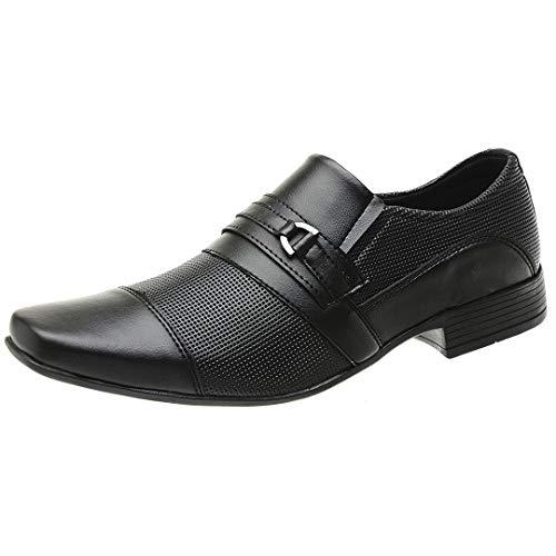 Sapato Social Siroco SLZ1021 Tamanho