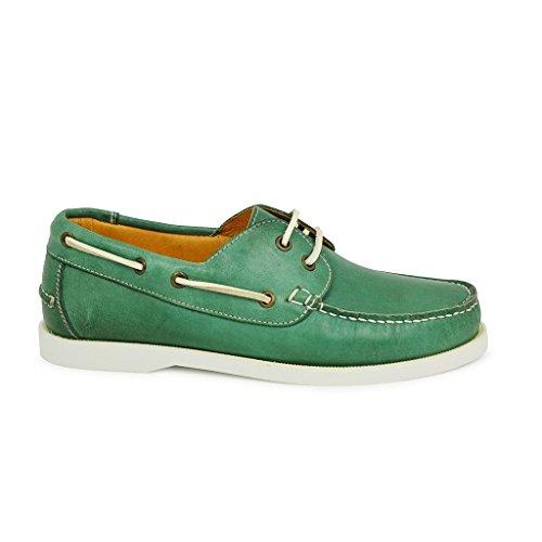 Espanhol De Sapatos Masculinos Barco Couro Tambuche Nautilus Produto Wn04pEEqw