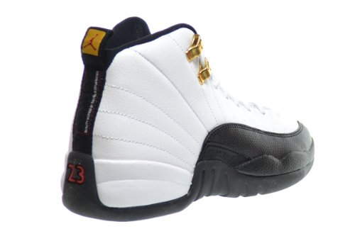 AIR JORDAN 12 RETRO (GS) 'TAXI 2013 RELEASE' - 153265-125 - US Size