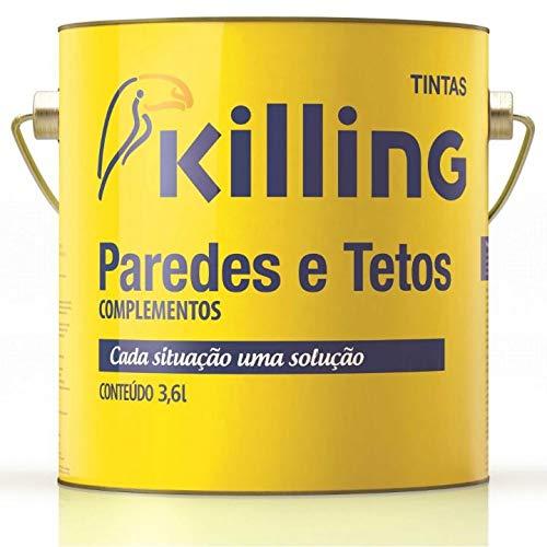 Massa Acrilica 3.6lt Killing