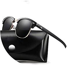 b8d9cca8e7 Classic Polarized Sunglasses Women Retro Female Male Fashion Mirror Sunglass