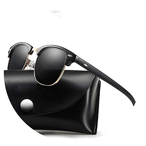 Classic Polarized Sunglasses Women Retro Female Male Fashion Mirror Sunglass,NO4,C,not include box