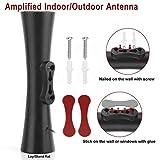 Amplified Digital Antenna-Indoor/Outdoor HDTV