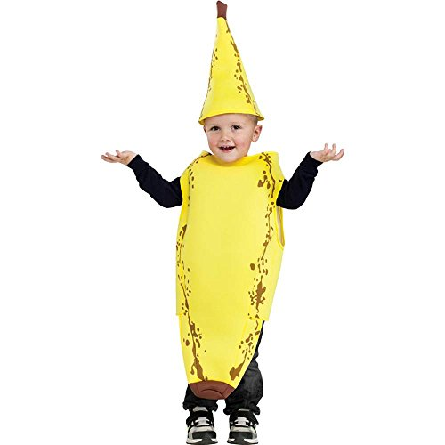 (Lil Banana Toddler Costume -)