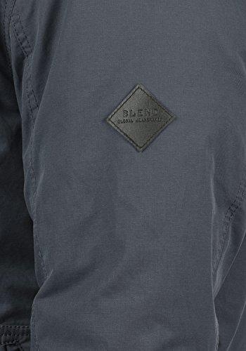 para de Invierno Ebony BLEND Marc Hombre 75111 Chaqueta Grey xUnOAg