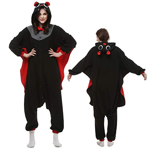 ElfZ Adult Animal Onesie Pajamas Cosplay Costume Unisex One Piece Pajamas 17dd10bfa