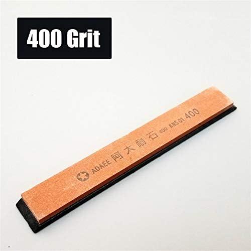 ファイン砥石ナイフシャープナーストーン小型オイルストーンは、微粉砕鏡面反射のために研ぐストーンズシャープストーンズ砥石ナイフを180-3000grit (Color : 400grit)