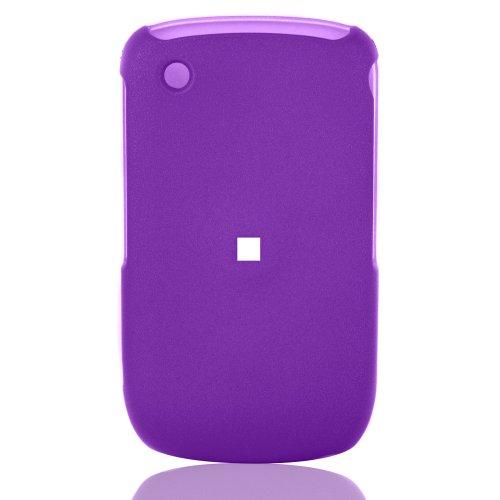 Talon Rubberized Phone Shell for BlackBerry 8520/8530 Curve - Purple ()