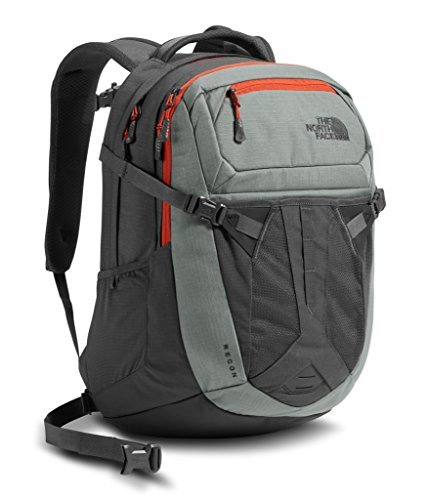 The North Face Recon Backpack - Sedona Sage Grey/Asphalt Grey - One Size (Past - Face Sunglasses North